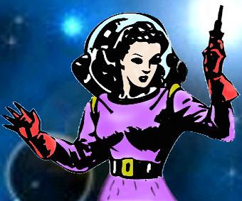 spacewoman