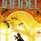 INFIDEL UK Cover Reveal, and GOD'S WAR Mass Market Cover
