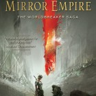 THE  MIRROR EMPIRE Gets a Shiny, Shiny Bad Ass Cover