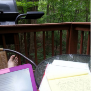 All Together Now: Writing and Managing Anxiety
