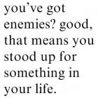 So you've got….